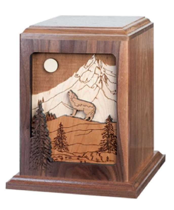 Dimensional Spirit of the Wild Wood Urn $460