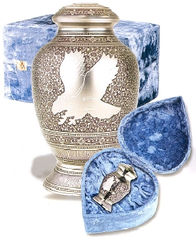 Brass Eagle Perfect for Him Urn $38-$158